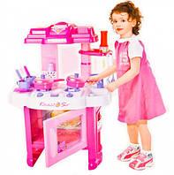 Кухня детская Joy Toy с аксессуарами