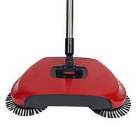 Веник-щетка для пола Sweeper Sweep drag механическая