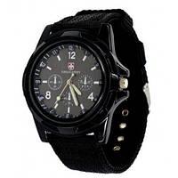 Армейские часы Swiss Army, мужские часы, часы military, военные часы, фото 1