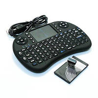 Беспроводная клавиатура RT-MWK08 (Rii i8) — СУПЕР ПУЛЬТ для ПК и Android Mini PC, фото 1