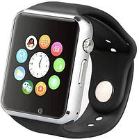 Умные часы Smart Watch A1 SIM-карта, microSD, Камера, смарт вотч а 1, стильные часы, фото 1