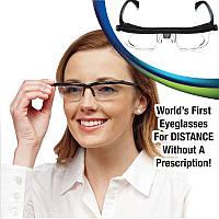 Очки с регулировкой линз Dial Vision, очки для зрения, стильные очки диал визион, фото 1