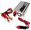 Преобразователь напряжения, инвертор 500W 12/220В Автомобильный инверторЮ преобразователь тока