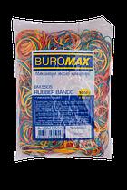 Резинки для денег 1кг Buromax 55мм