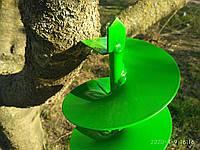 """Бур ручной садовый """"Шнек"""". 150 мм. диаметр"""