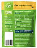 Заменитель сахара Prebiosweet Stevia 150 г., фото 2