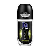 """Дезодорант роликовый """"Взрыв свежести"""" Fa Men Sport Double Power Power Boost Deodorant 50 мл"""