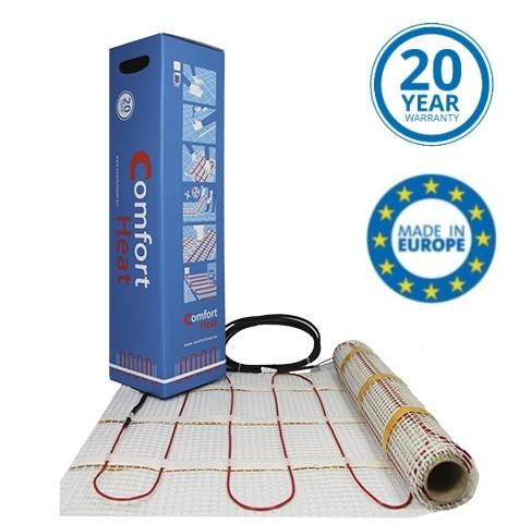 CTAE-160 - 7,5 м2 (1210 Вт) Comfort Heat Нагрівальний мат двожильний для теплої підлоги