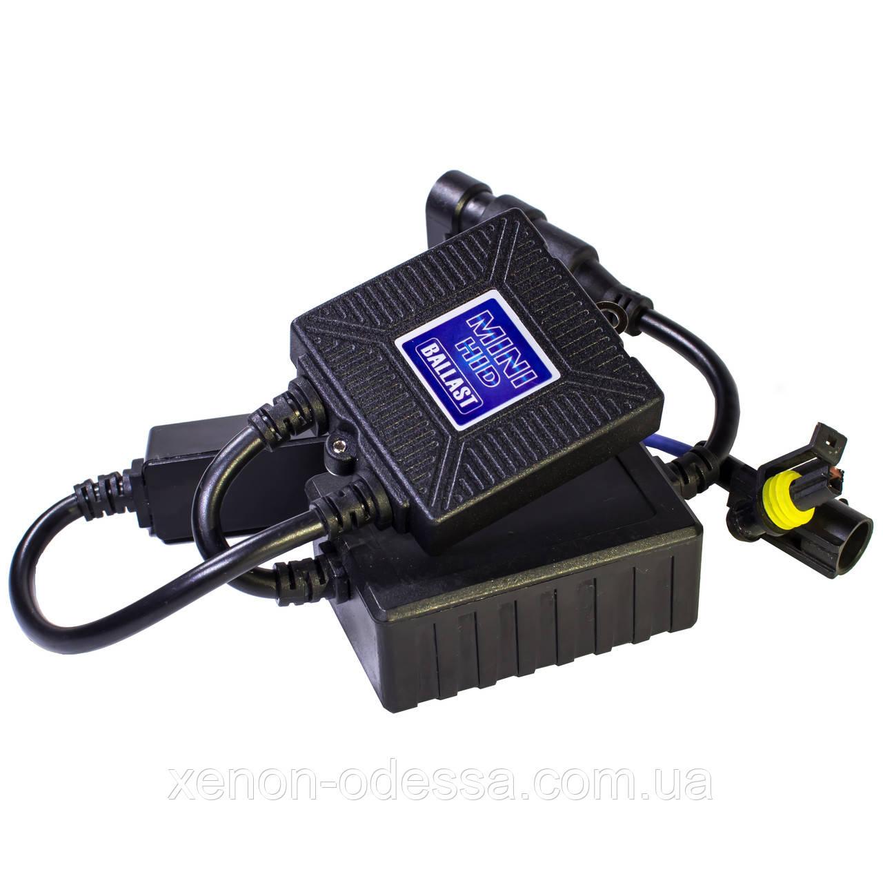 Блок розжига Mini CAN-BUS AC Slim 35W / балласт для ксенона