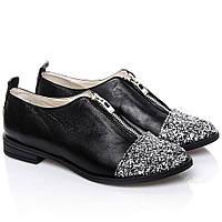 Туфли La Rose 2240 39(25,6 см) Черная кожа