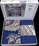 Комплект постельного белья Aran Clasy евро размер ранфорс Harley V1, фото 2