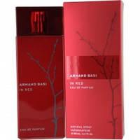 Парфюмированная вода Armand Basi In Red Eau de Parfum 100 ml ЖЕНСКИЙ, фото 1