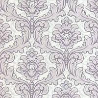 Виниловые обои на флизелиновой основе PS international Brilliance Светло-серый (13608-42)