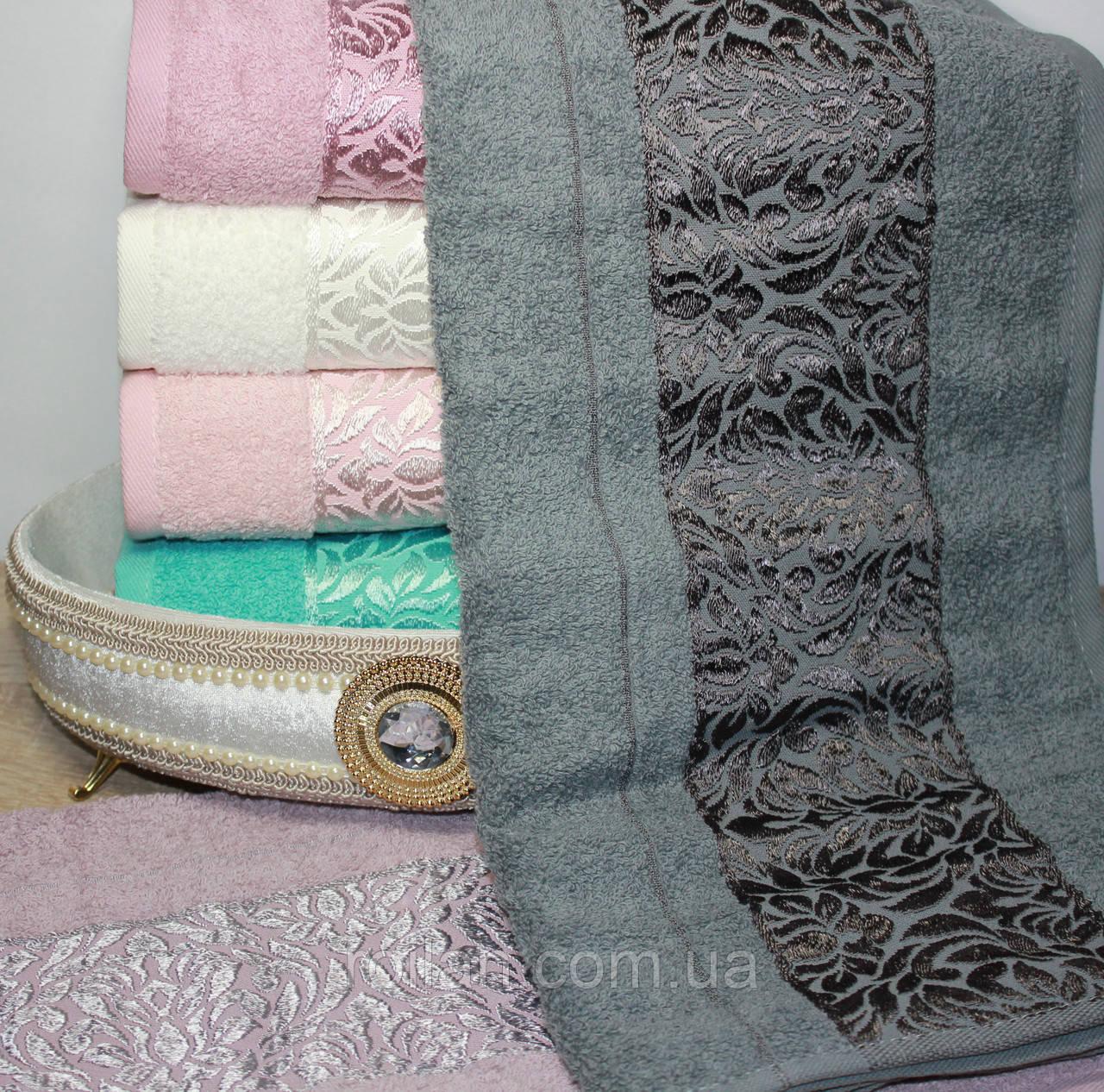 Банные турецкие полотенца Luisa