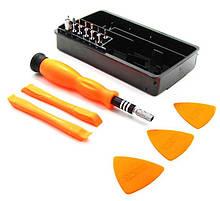 Набор инструментов и отверток для ремонта мобильных телефонов JAKEMY JM-8156