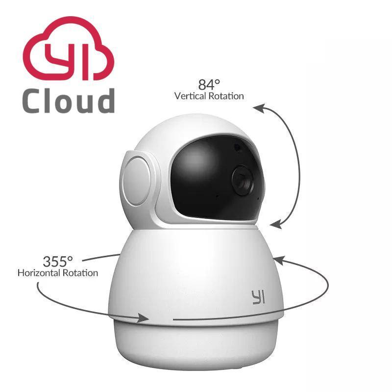 Smart камера безопасности YI Dome 1080P  YI Home
