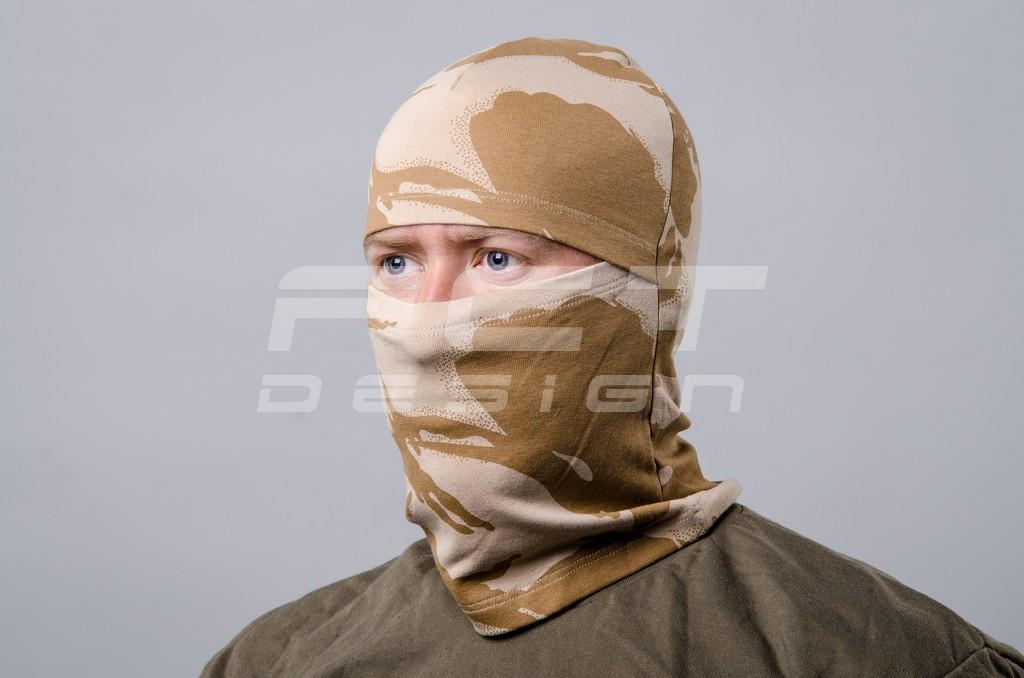 Шапка-маска балаклава пустыня Британец