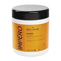 Маска для питания волос с маслом дерева ши - шелковистые и мягкие волосы 1000 мл IMPERО