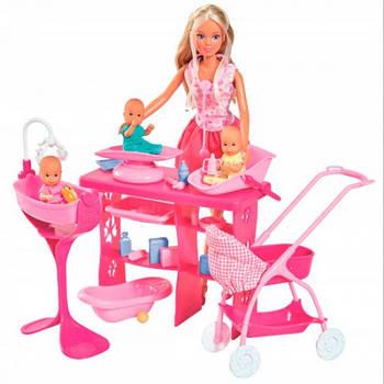 Кукольный набор Steffi & Evi Love Штеффи Замечательная опека 5733212
