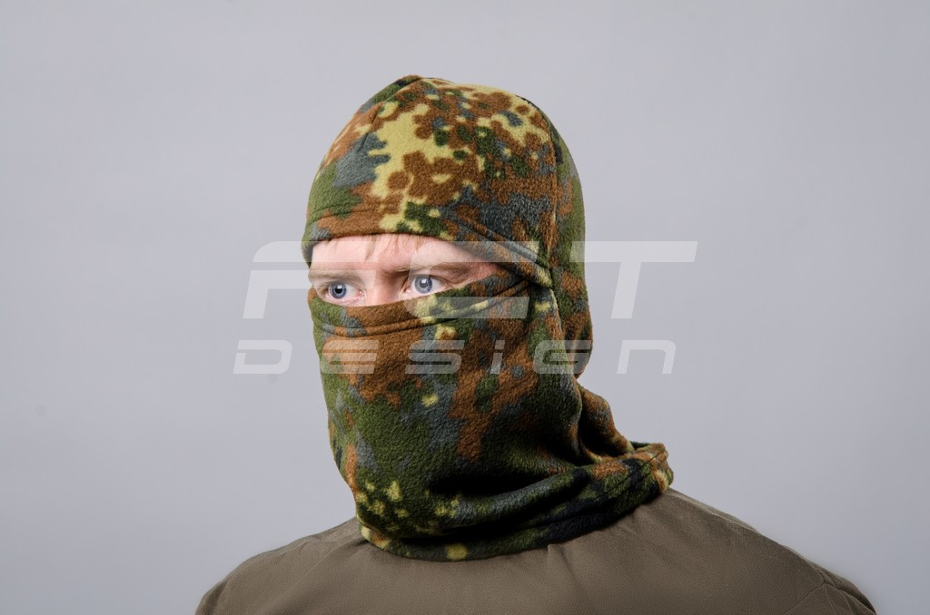 Шапка-маска на флектарн (Зимняя)