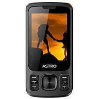 Мобільний телефон Astro A225 Black