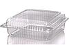 Упаковка для кондитерских изделий одноразовая 240*250*85 (ТОЛЬКО ПО 80 ШТУК)