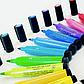 Ручка-кисточка капиллярная Faber-Castell PITT® Artist Pen Big Brush №113 оранжевая глазурь, 167613, фото 2