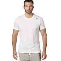 Спортивная мужская футболка Reebok Elements Classic BK3342