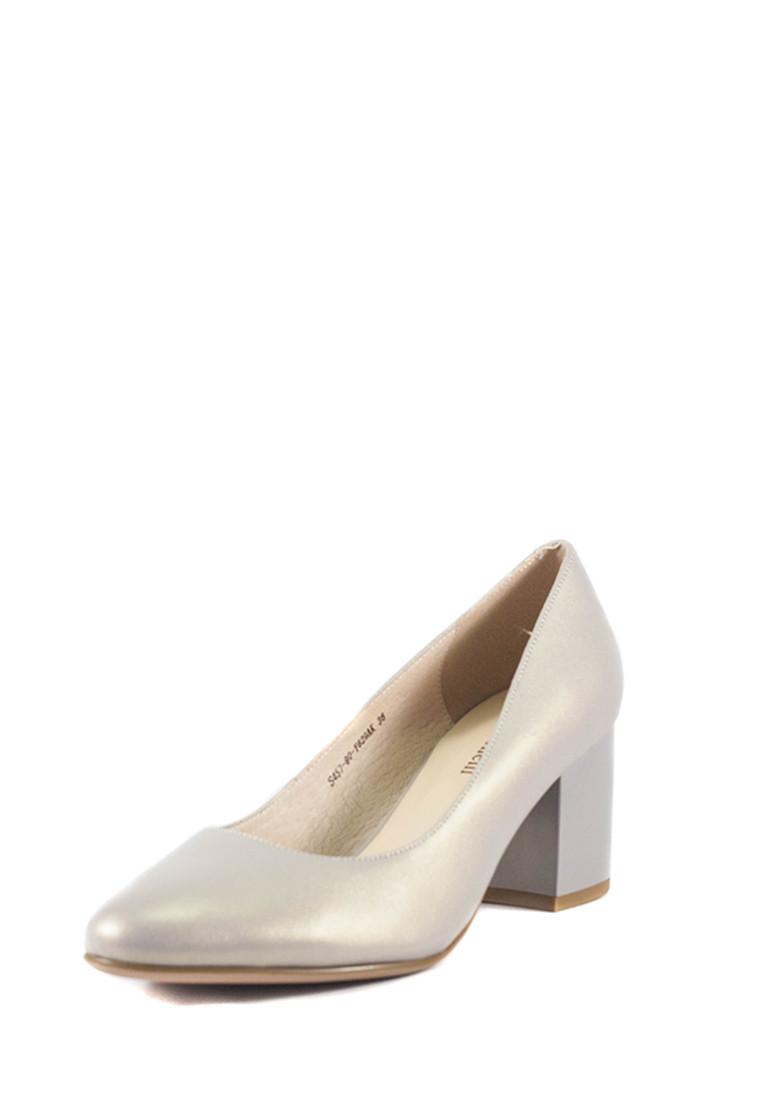Туфли женские Fabio Monelli S457-90-Y629AK бежевые (36)