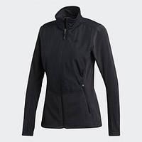 Женская флисовая кофта Adidas Windfleece W A98423