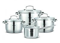 Набор посуды из нержавейки 8 предметов Bohmann BH-71908