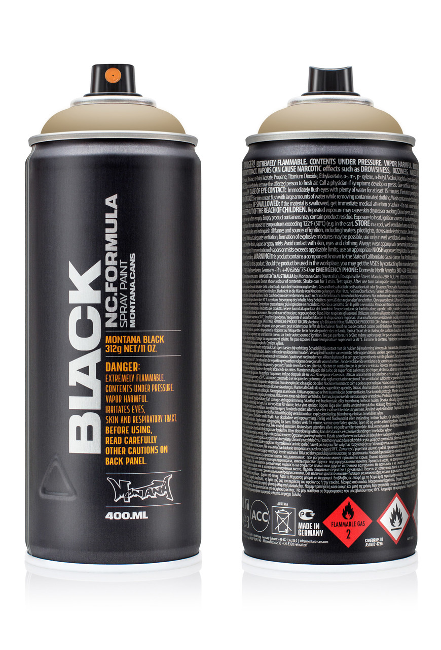 Краска Montana BLK8120 Гоби (Gobi) 400мл (321788)