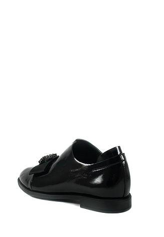Туфли женские Fabio Monelli A227-848-QP01 черные (37), фото 2