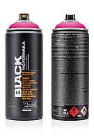 Краска Montana BLK TR4000 Насыщенный пурпурный (True Magenta) 400мл (264382)