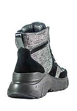 Ботинки демисезон женские Camelfo 11 серые (36), фото 2