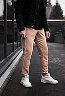 Чоловічі брюки трикотаж, 3 кольори S M L XL | мужские трикотажные штаны спортивные 46 48 50 52