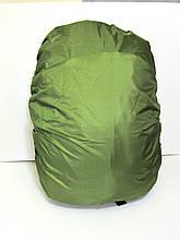 Чехол дождевик на рюкзак 80, олива
