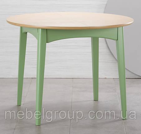 Круглый раздвижной стол Венти 100(135)x75, фото 2
