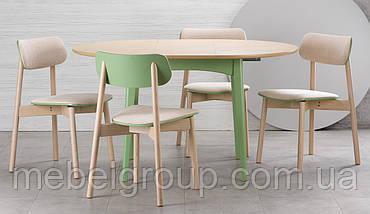 Круглый раздвижной стол Венти 100(135)x75, фото 3