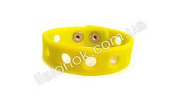 Браслети для джибитсов Crocs Жовтий