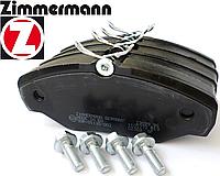 Тормозные колодки передние на Renault Trafic / Opel Vivaro (2001-2014) Zimmermann (Германия) 23099.180.1