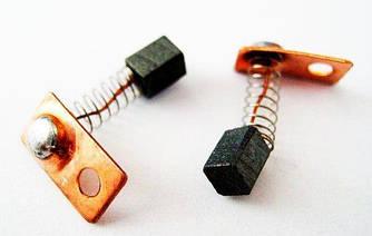 Карбонові щітки в мікромотор, 3.1 х 3.1 х 4.2 мм, ОПТ