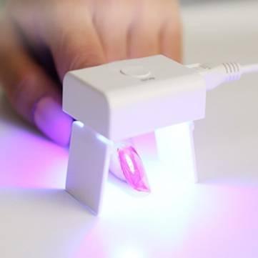 Лампа для сушки гель лака 3 w Super Mini, USB