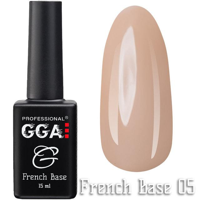 French Base GGA Professional № 5, 15мл