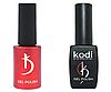 Гель-лак Kodi Professional 01B, Темно-синий, стекло, фото 3