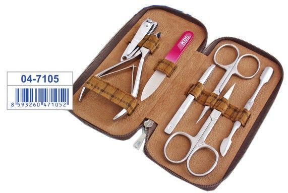 Набор маникюрный  KDS 7105, 7 предметов