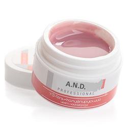 Гель для нарощування A. N. D. cover pink, 15 гр