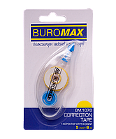 Коректор-стрічка Buromax 5 мм*6 м