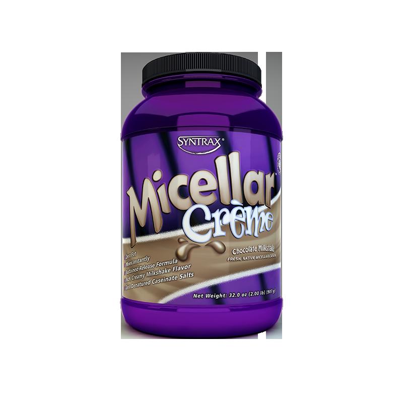 Казеин Syntrax Micellar Creme (907 г) синтракс шоколад