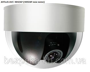 Відеокамера AVTech AVC-484ZAP (489ZAP new name)